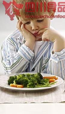 儿童不爱吃蔬菜